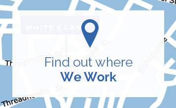 Find out where We Work